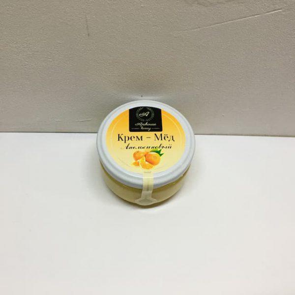 крем мёд апельсиновый