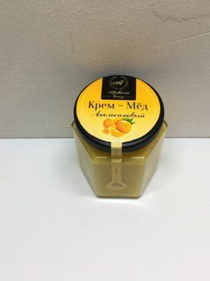 Крем мёд с апельсиновым вкусом