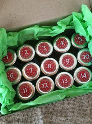 Подарочный медовый набор «14 дней до весны»