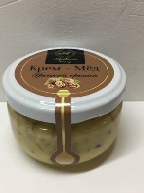 Купить Крем Мёд Грецкий Орех 100 мл