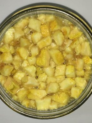 Крем мёд лимон имбирь