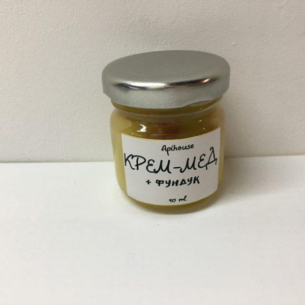 Крем мёд с фундуком 40 мл