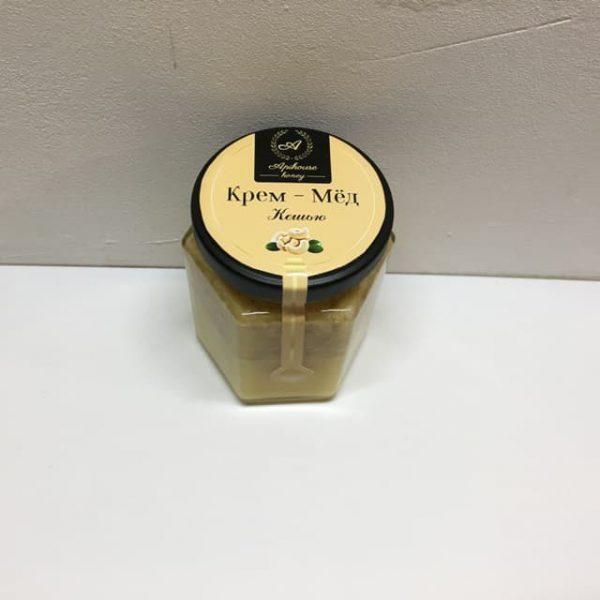 Крем мёд с кешью