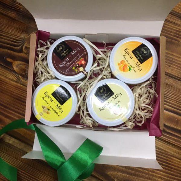 Подарочный крем мёд Харьков