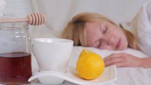 Как действует мед для похудения, если его есть на ночь