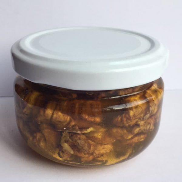 Мёд с грецким орехом