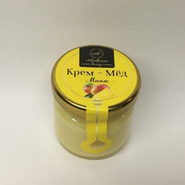 Крем-мед Apihouse с манго