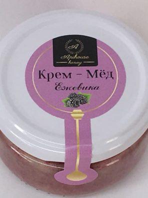 Крем Мёд Ежевика
