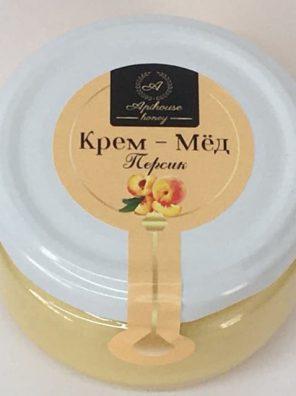 Крем Мёд Персик