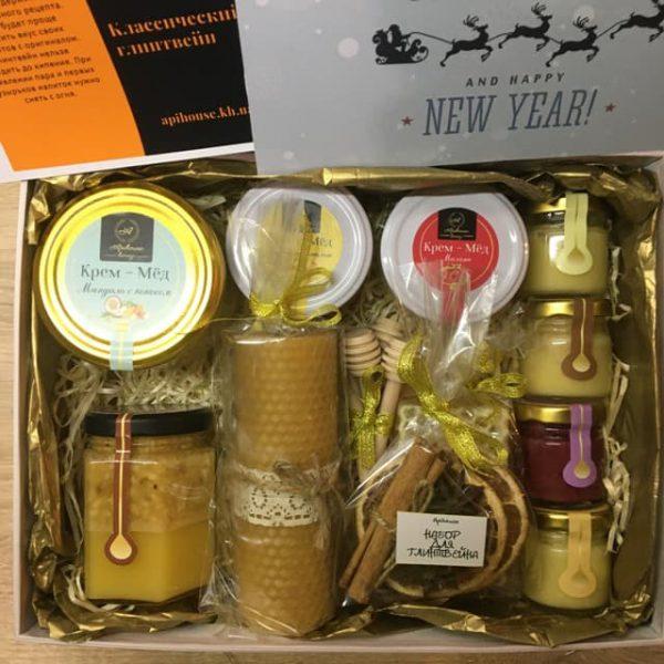 Подарочный Набор Новогоднее Ассорти Royal