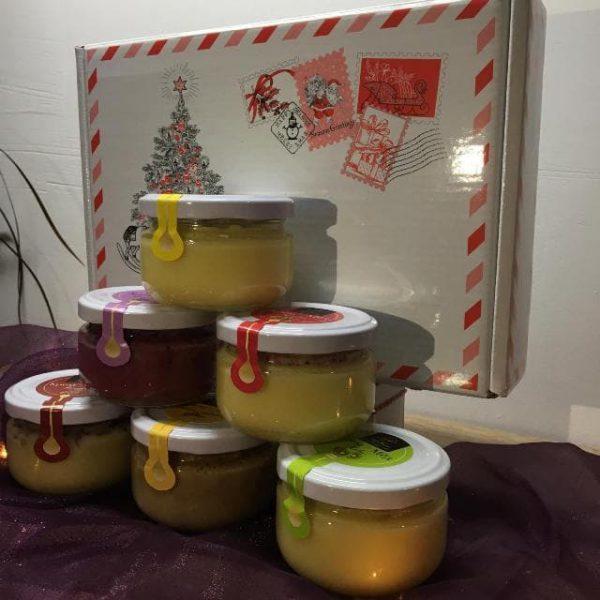 Подарочный набор Рождественская Посылка