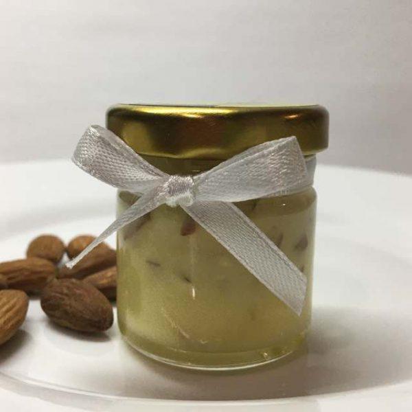Бонбоньерки с миндальным орехом