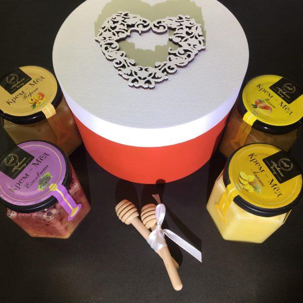 Набор мёда в подарок