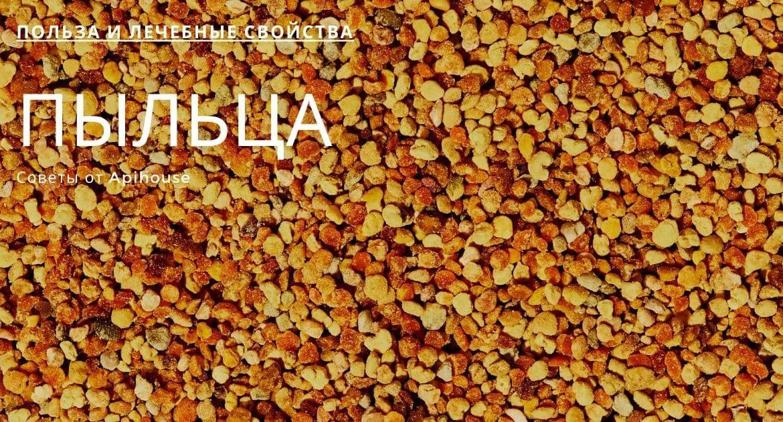 Пчелиная пыльца: польза и побочные эффекты