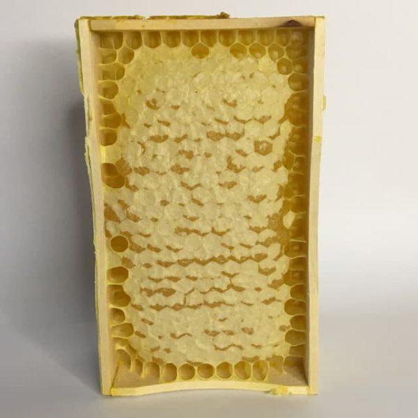 Мед в сотах мини рамка