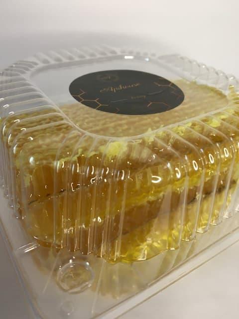 Мёд в сотах весовой