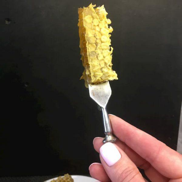 сотовый мед польза