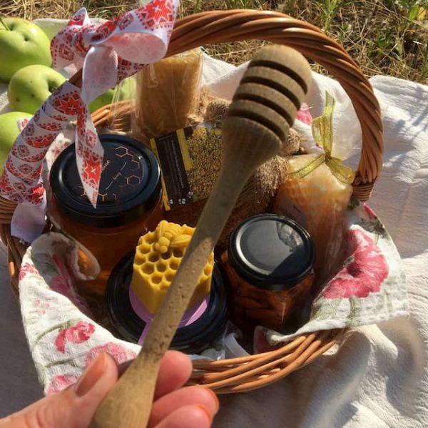 Медово-ореховая Корзина